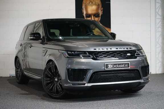 Land Rover Range Rover Sport 3.0 SDV6 Pano