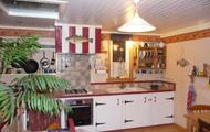 Shetland cottage - kitchen