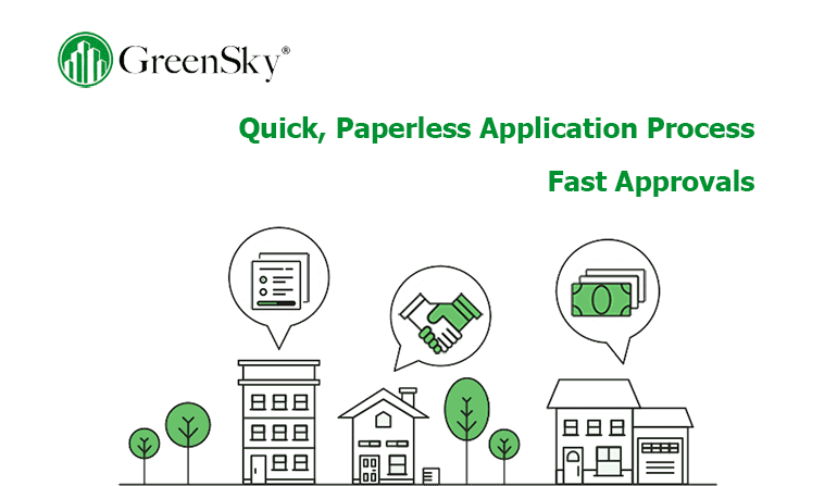 GreenSky Financing for High View's Seamless Gutters and services in Colorado, up to $65,000