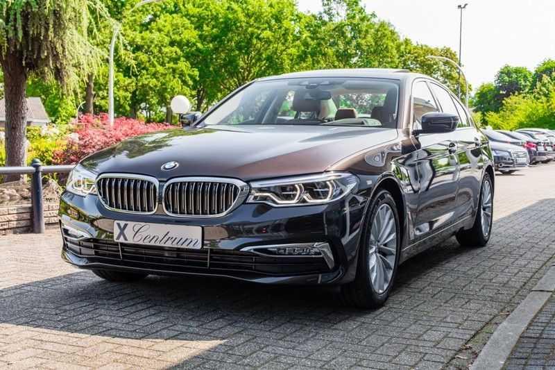 BMW 5 Serie 530d xDrive Luxury Line NW â¬100.000,- afbeelding 1