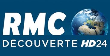 Regarder RMC Découverte (HD24) en replay sur ordinateur et sur smartphone depuis internet: c'est gratuit et illimité