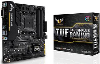 ASUS TUF Gaming B450M-PLUS