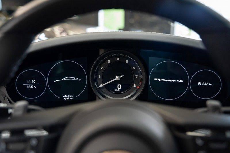 Porsche 911 992 4S Led Matrix Lift Ventilatie PDCC Sport Chrono Alcantara Hemel 3.0 Carrera 4 S afbeelding 21