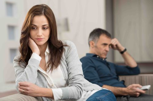 Kids involved in divorce