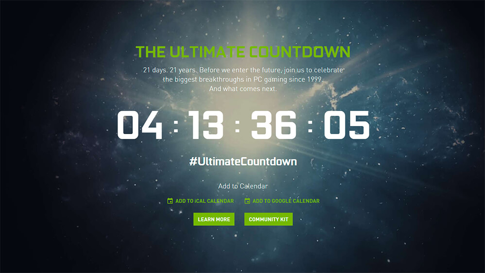 Nvidia May Announce GeForce RTX 3000 Series GPUs in an Event On 1st September