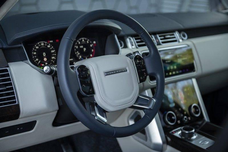 Land Rover Range Rover 5.0 V8 SC Autobiography Portofino Blue + Verwarmde, Gekoelde voorstoelen met Massage Functie + Adaptive Cruise Control + Head Up afbeelding 23