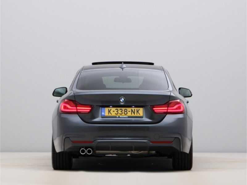 BMW 4 Serie Gran Coupé 430i High Executive M-sport afbeelding 4