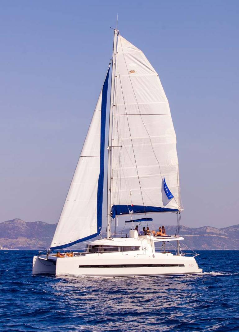 Choosing Yacht Rentals for Exploring Turkey