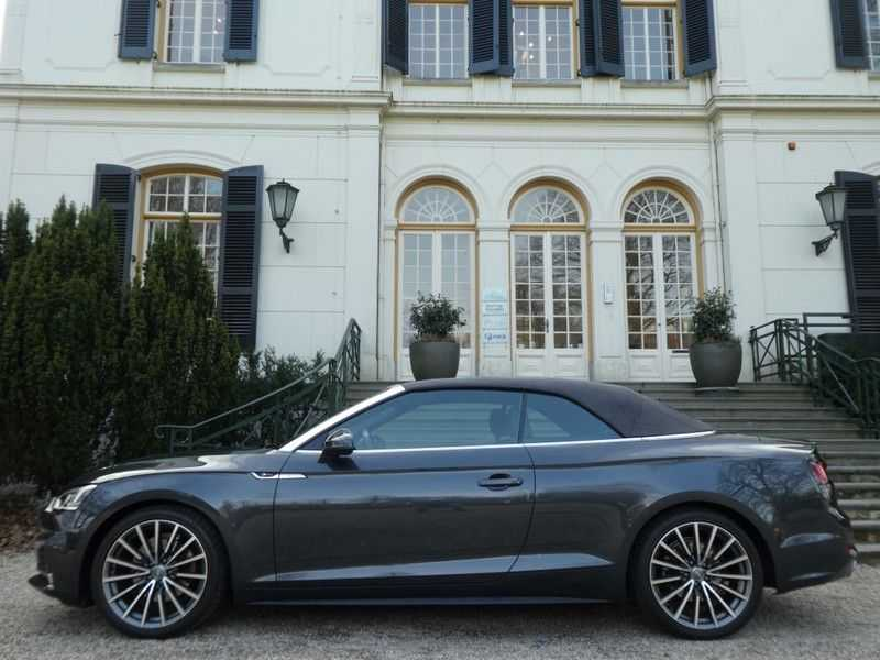 Audi A5 Cabriolet 2.0 TFSI S-Line afbeelding 9