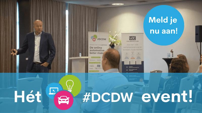 #DCDW event