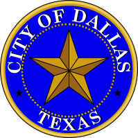 logo of City of Dallas