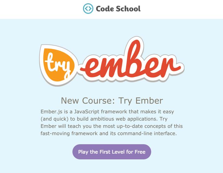 Code School email