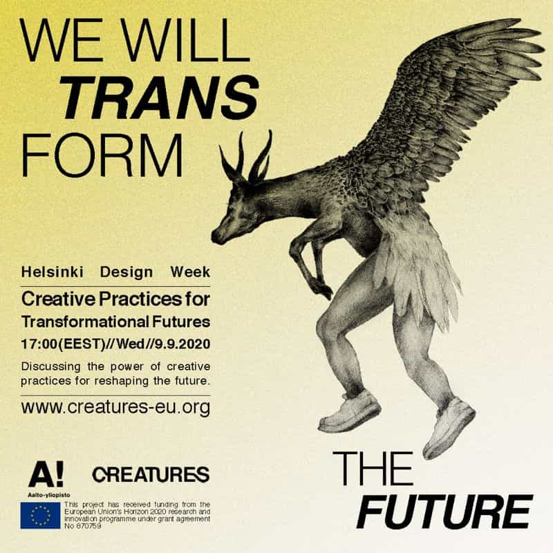 mif ~ CreaTures: Panel Discussion on Creative Practices for Transformational Futures