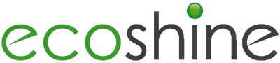 Ecoshine mobile logo