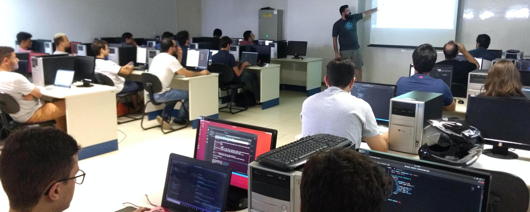 Aprendendo e ensinando programação