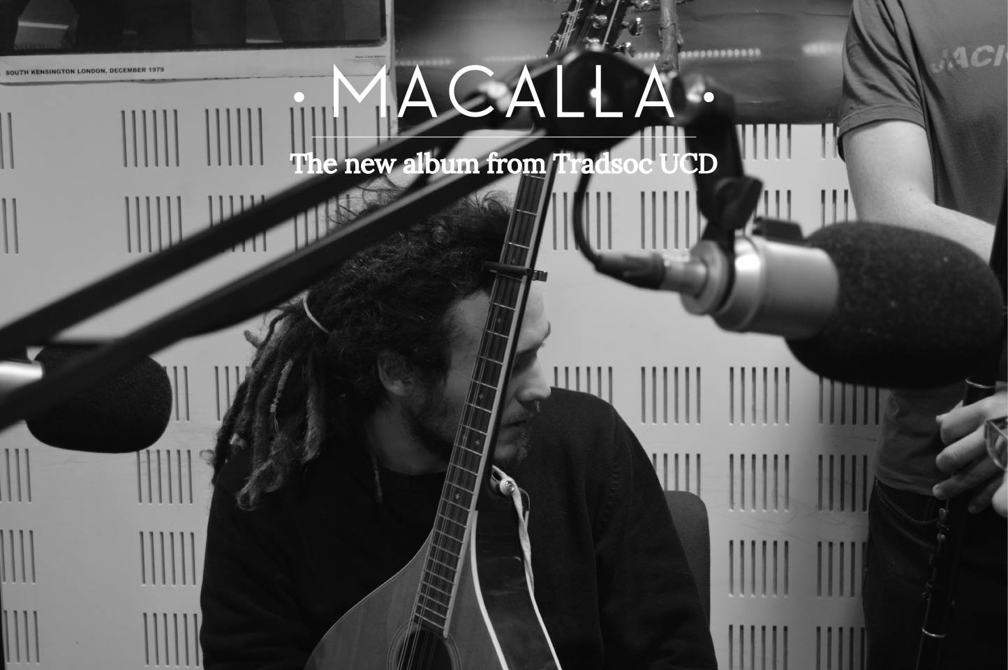 Macalla album cover