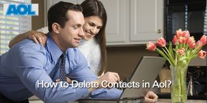 How to Delete Contacts in AOL?