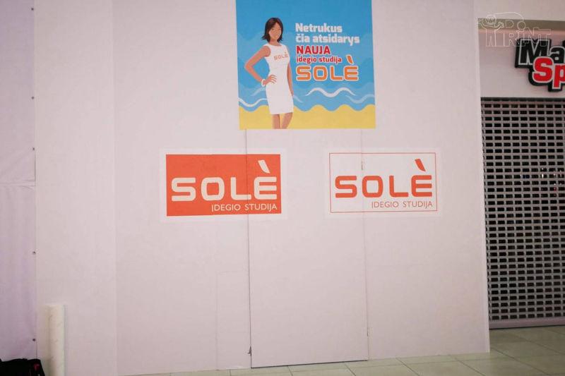 Reklamos klijavimo pavyzdžiai