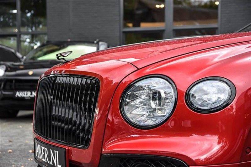 Bentley Flying Spur V8 MULLINER+CARBON+NAIM+4WSTURING+BLACKLIN afbeelding 11