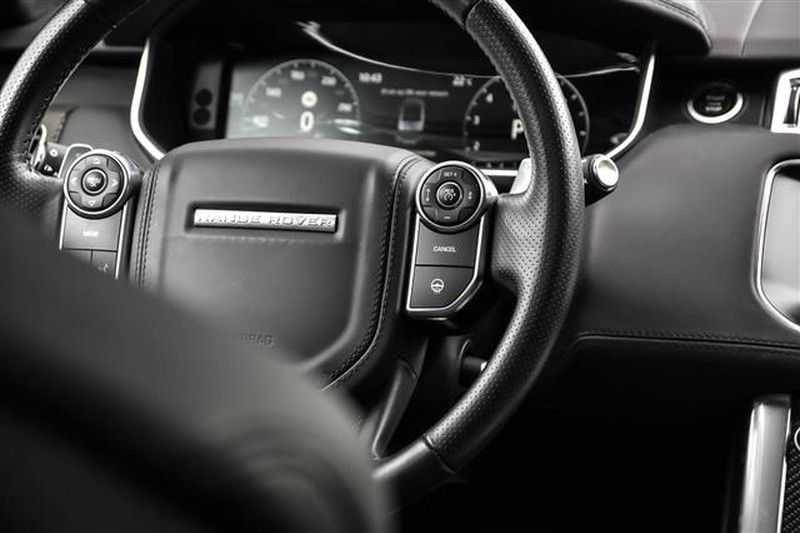 Land Rover Range Rover Sport 5.0 SVR PANO.DAK+CARBON+ACC+HEADUP NP.224K afbeelding 10