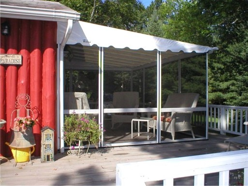 Deck Enclosures, Three Season Screen Rooms and Gazebos ...