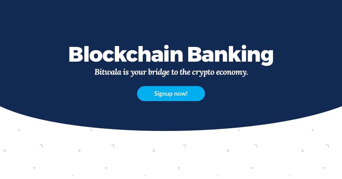 bitwala new website