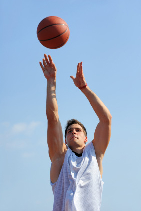 Stay in Good Shape with Basketball
