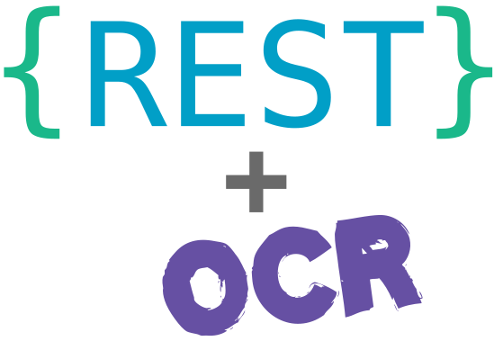 OCR REST API