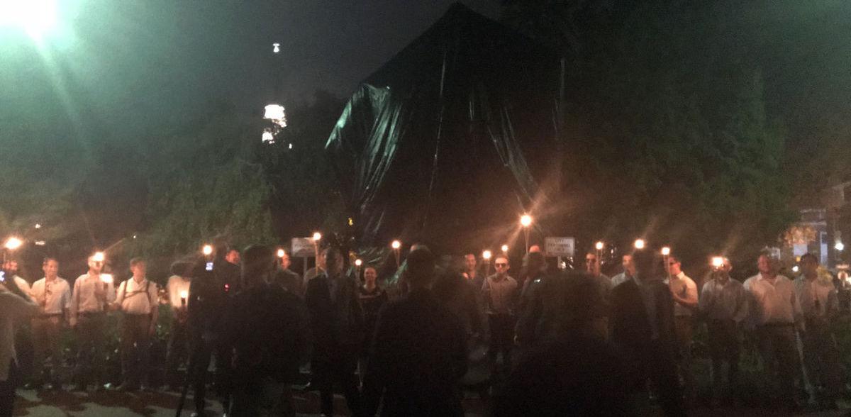 October 7th Neo-Nazi Rally
