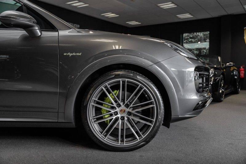 Porsche Cayenne E-Hybrid Sport Design Pakket 22 Turbo Softclose Pano Luchtvering 3.0 E-Hybrid afbeelding 11