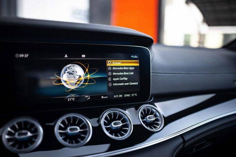 Mercedes-Benz AMG GT 4-Door Coupe 43 4MATIC+ Premium *AMG Nightpakket / Burmester / AMG Performance Stoelen* afbeelding 19
