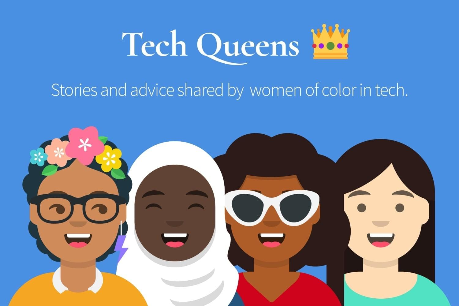 Become a Tech Queen