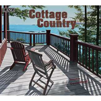 Lang 2021 Calendar Cottage Country