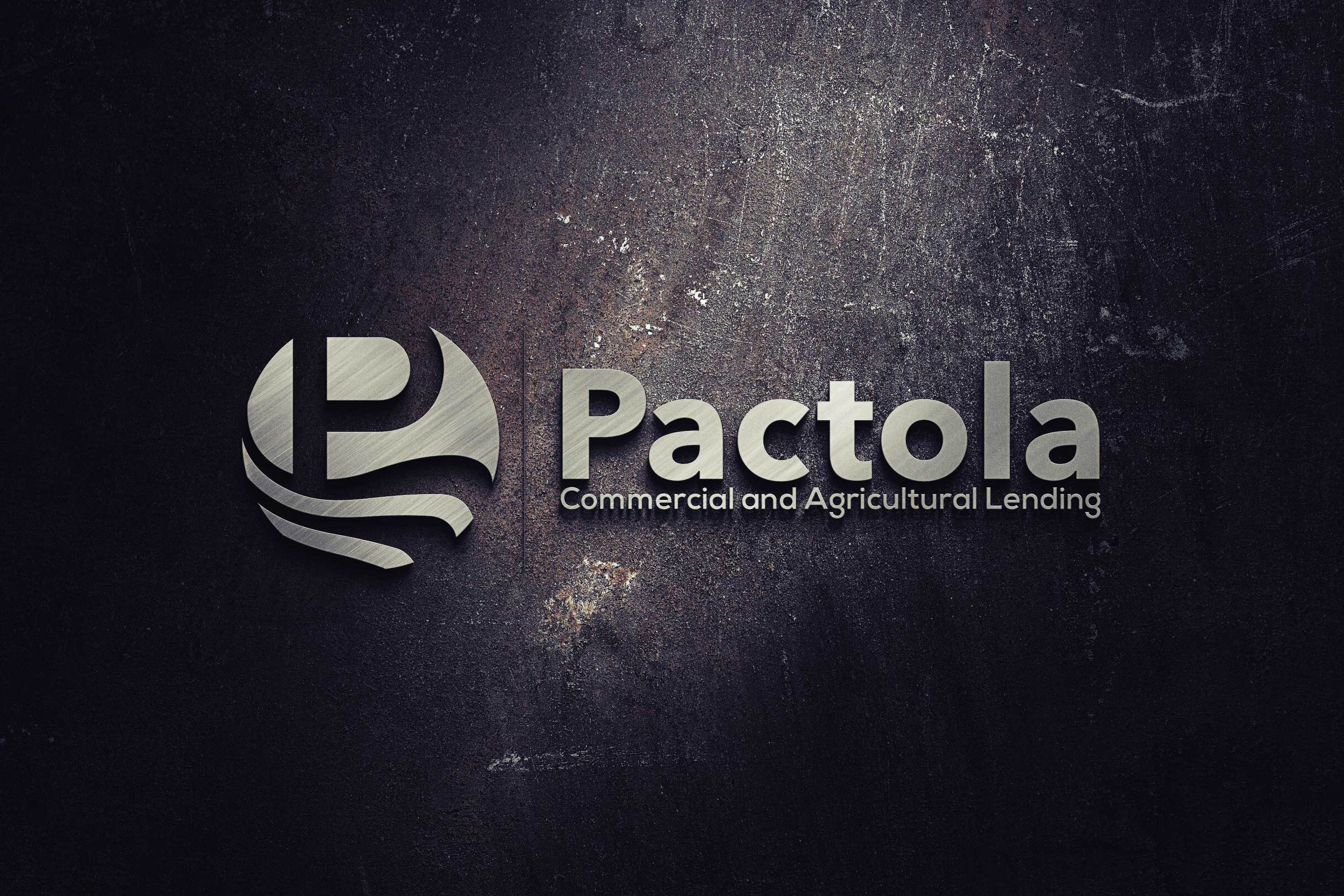 Pactola logo with background