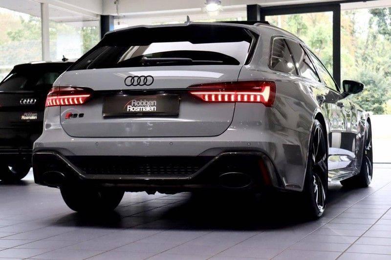 Audi RS6 4.0 TFSI Quattro Dynamic Plus|Carb|Keramisch |VOL afbeelding 4