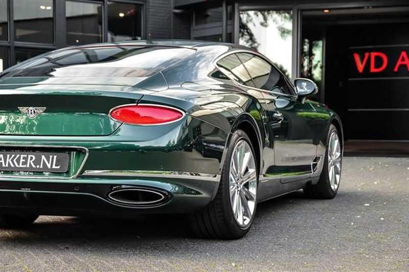 Bentley Continental GT W12 MULLINER MASSAGE+HEADUP+TOPVIEW afbeelding 23
