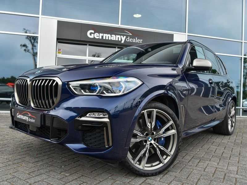 BMW X5 M50d M-Sportpakket Laser-LED H&K Pano Head-Up Swarovski Comf.Zetels 22-Inch! afbeelding 3