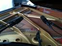 写真: ピアノのマイキング