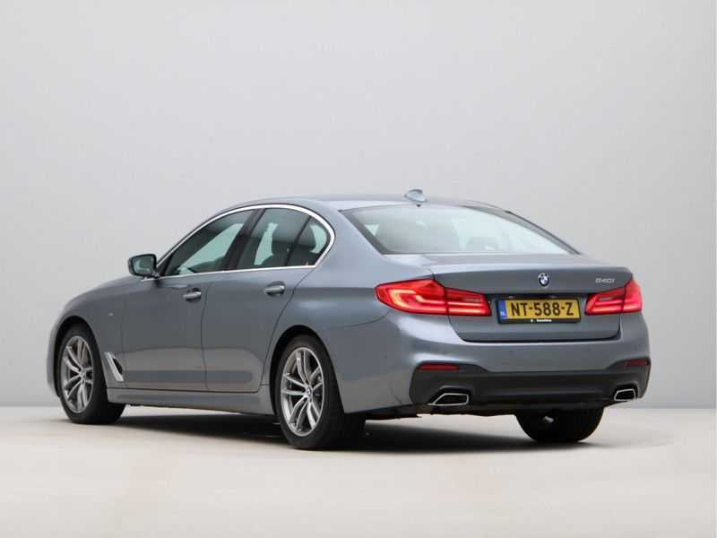 BMW 5 Serie 540i High Exe M-Sport Aut. afbeelding 6
