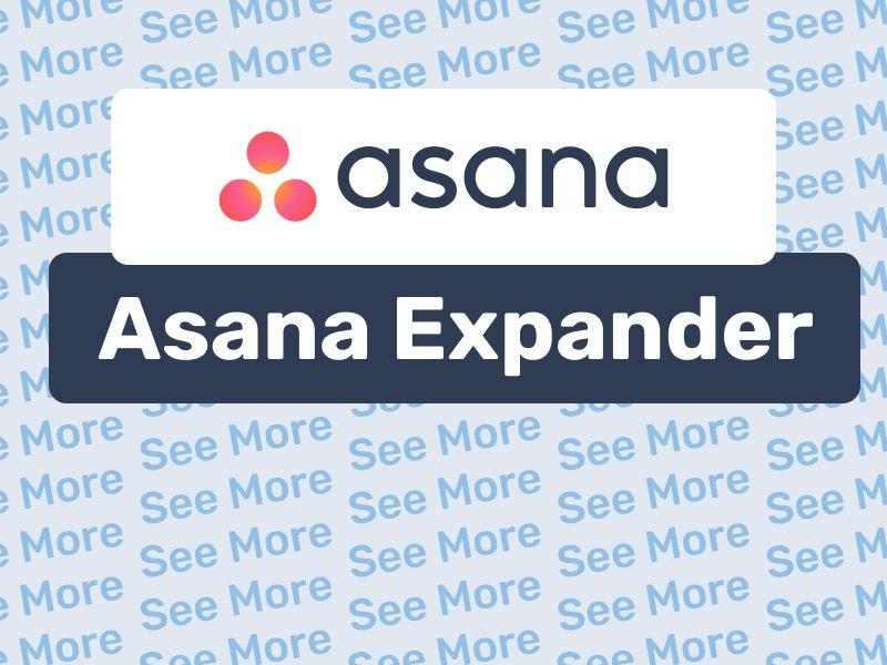 Asana Expander