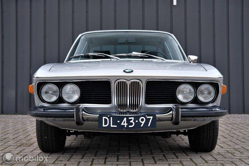 BMW 3.0 CSi coupé | Handgeschakeld | Gerestaureerd afbeelding 4