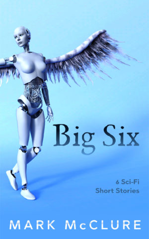 The Big Six 52 science fiction short stories 52_weeks AI genetic engineering