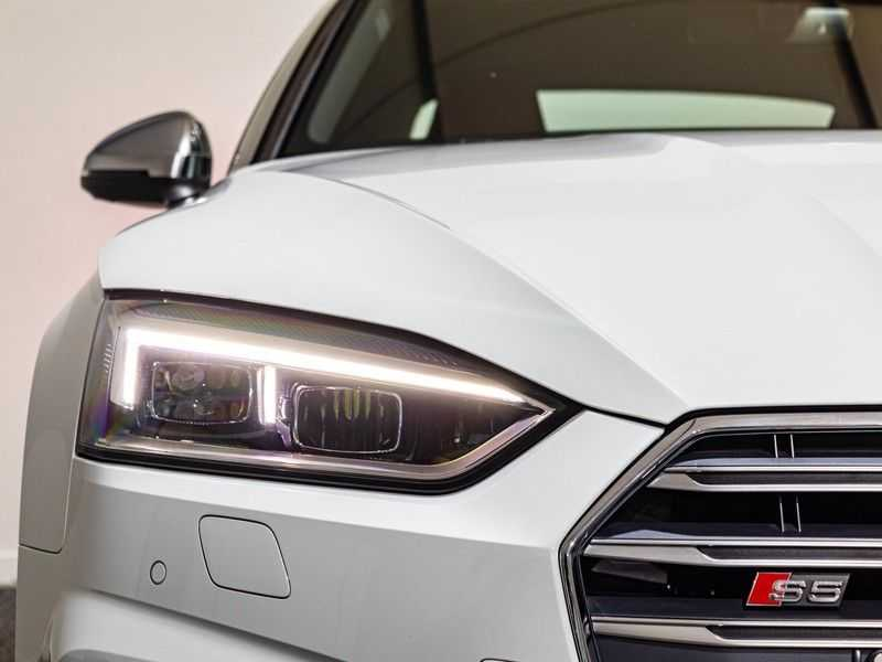 Audi A5 Cabriolet 3.0 TFSI S5 quattro Pro Line Plus 354PK | Adapt.Cruise | Massage Stoelen | 360 Camera | afbeelding 15