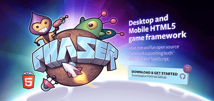 สอนสร้างเกม HTML5 ด้วย Phaser Framework