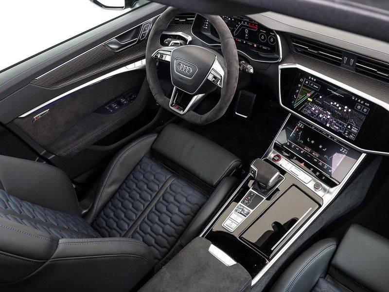Audi A6 Avant RS 6 TFSI 600 pk quattro | 25 jaar RS Package | Dynamic + pakket | Keramische Remschijven | Audi Exclusive Lak | Carbon | Pano.dak | Assistentie pakket Tour & City | 360 Camera | afbeelding 5