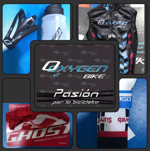 Oxygen Bike