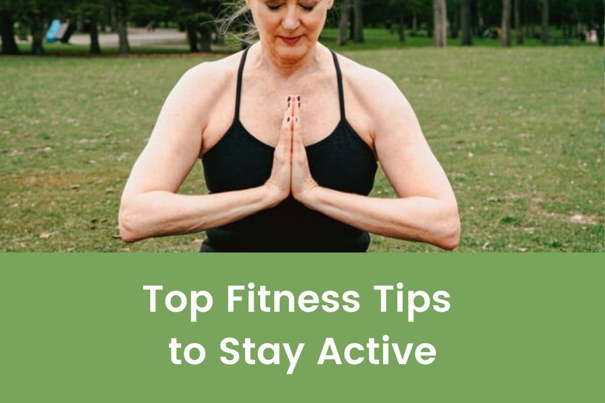 Top Fitness Tips to Stay Active In Retirement- Featured Shot