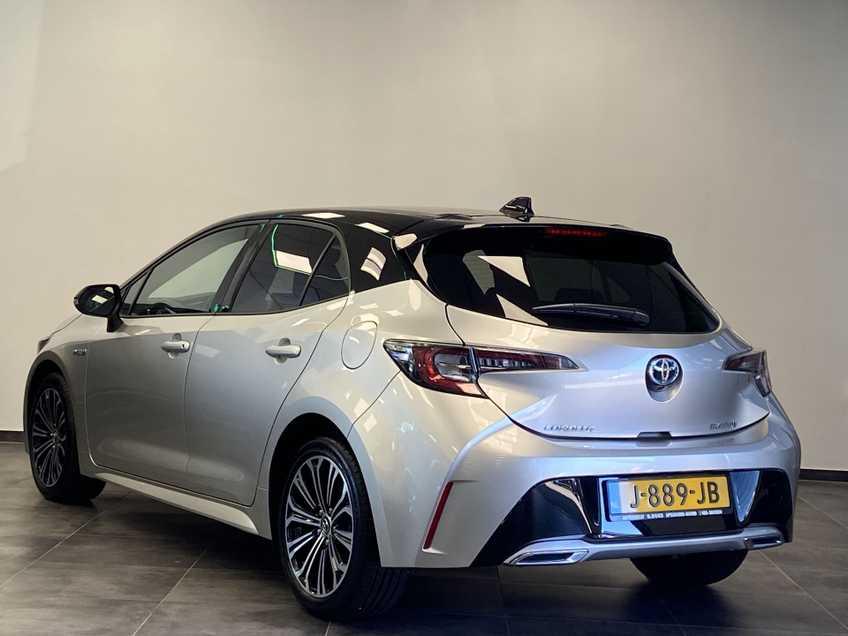 Toyota Corolla 2.0 Hybrid GR-Sport climate control  cruise control adaptive *tot 24 maanden garantie (*vraag naar de voorwaarden) afbeelding 21