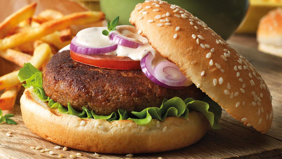 Ät vegetarisk eller vegansk mat enkelt med produkter från Veggi!