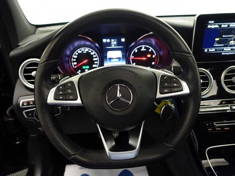 Mercedes-Benz GLC 250D 4MATIC 204pk 9G-Tronic AMG Edition- Panodak, Leer, Navi, Camera afbeelding 7